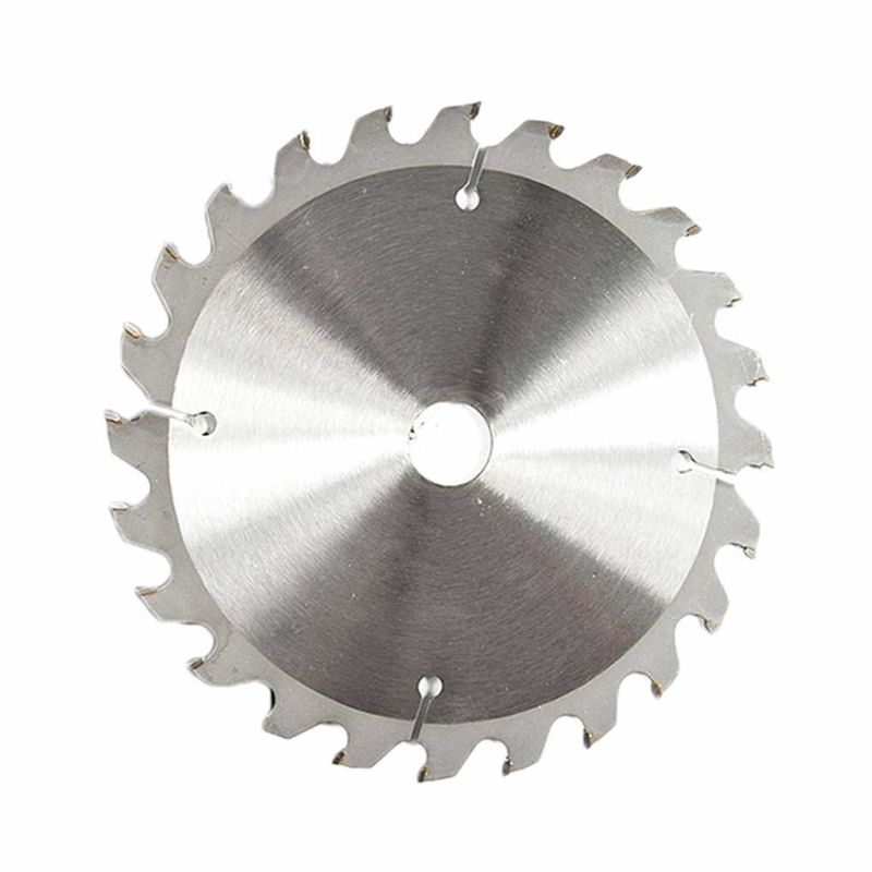 6-1/2 Inch TCT Circular Saw Blade 24 Tooth , TCT Metal Cutting Blade
